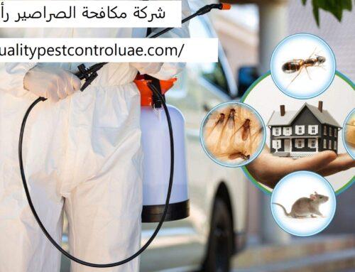 شركة مكافحة الصراصير رأس الخيمة |0545307678| ابادة تامة