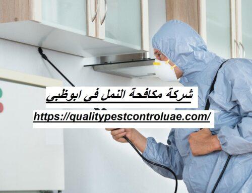 شركة مكافحة النمل في ابوظبي |0545307678| رش وابادة النمل
