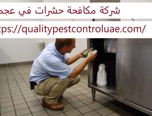 شركة مكافحة حشرات في عجمان |0545307678| رش حشرات